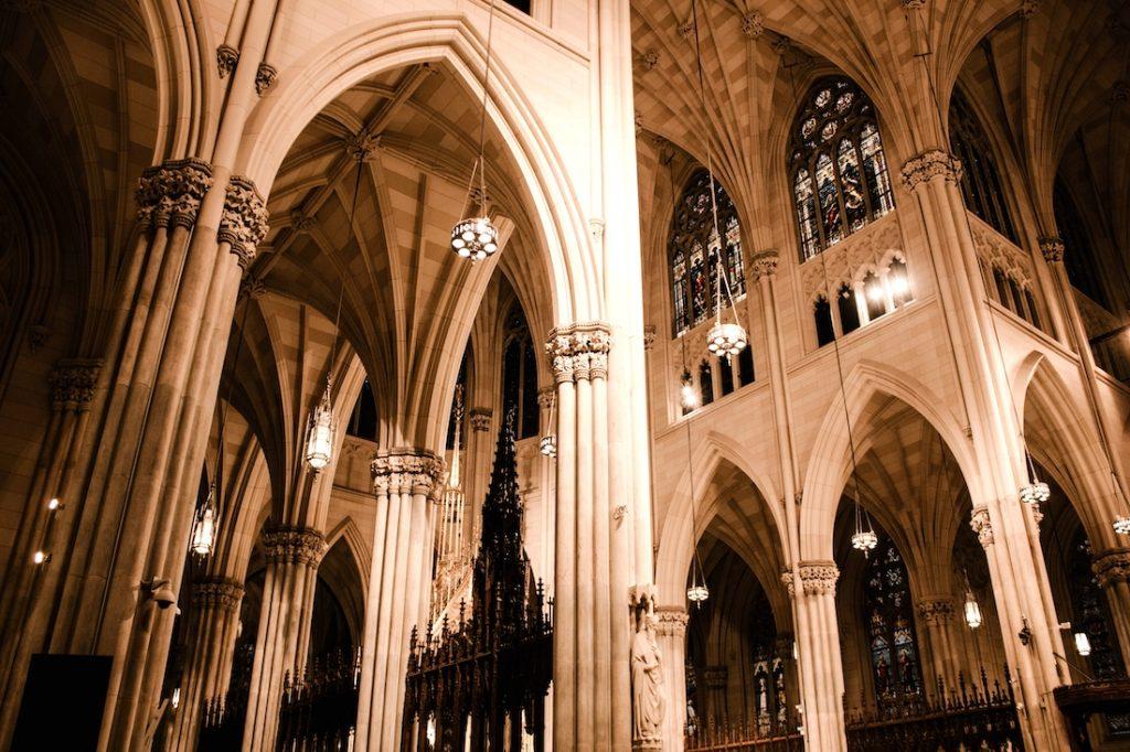 gotik mimari eserler