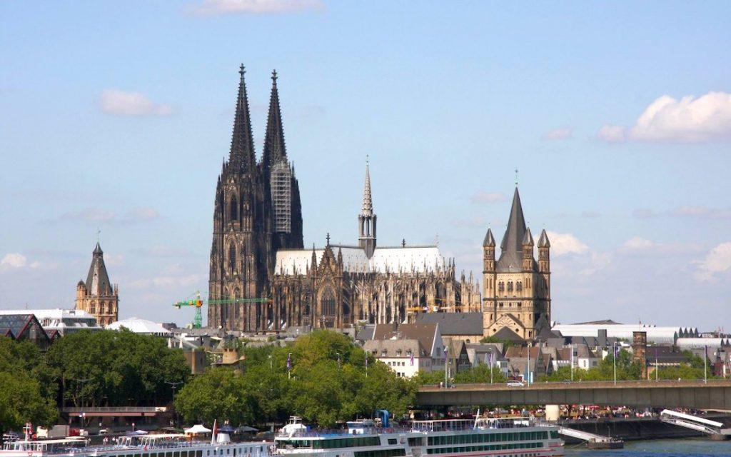 köln katedralı gotik eserler