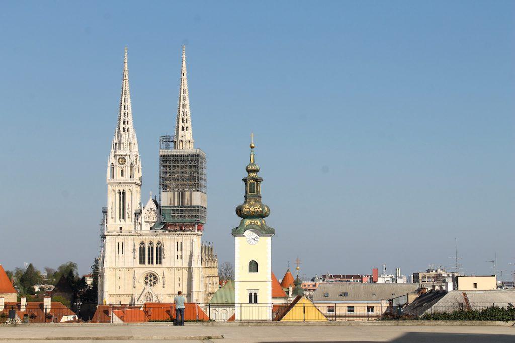 zagreb katedrali gotik eserler
